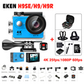 "EKEN H9 H9R Action camera Ultra HD 4 K WiFi 2.0 ""Trave 170D pro Capacete Cam 1080 P ir à prova d' água underwater Camcorder ir Esporte cam"