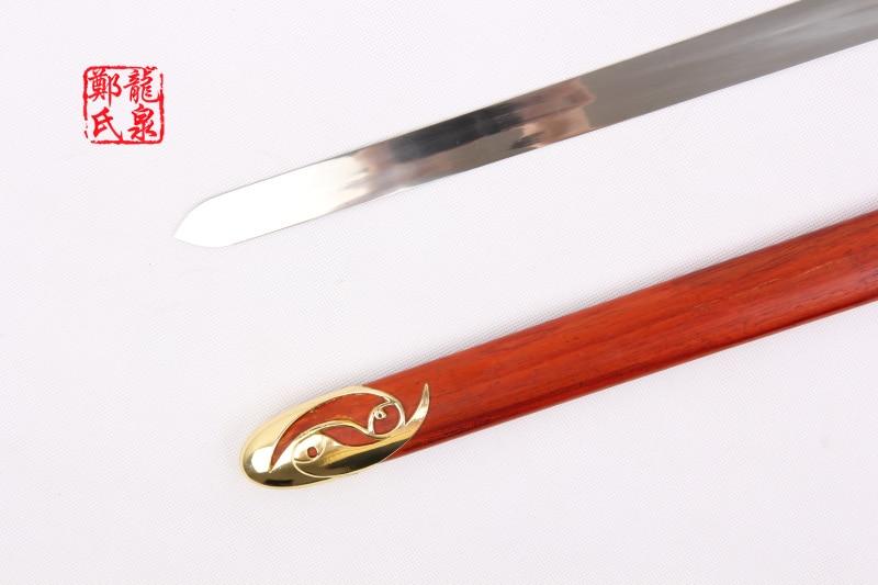 Chinese Martial Arts Flexible Tai Ji Jian 5