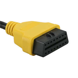 Image 3 - AUTOOL 14CM OBD2 Extension Cable Car for Launch IDIAG/Easydiag/Pro/Pro3/V/GOLO/Mdiag/ELM327 extend obd ii connector OBD adapter