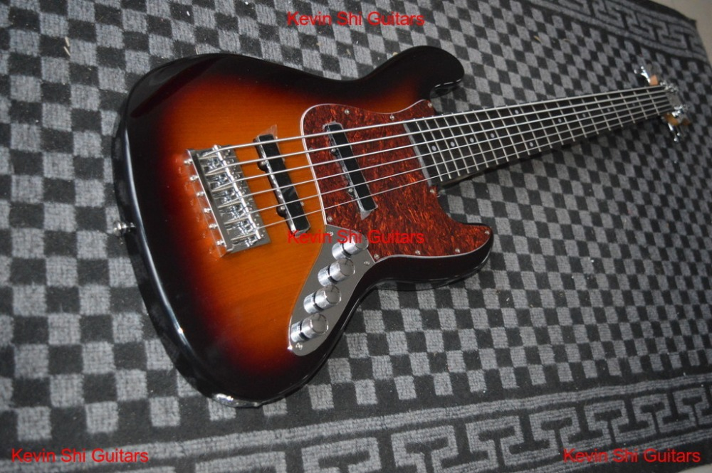 2017 new factory 6 strings ken smith v60j6 bass 35 inch scale length ksd v60 j6 bass guitar. Black Bedroom Furniture Sets. Home Design Ideas
