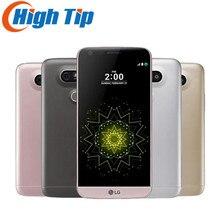Разблокированный мобильный телефон LG G5 4G LTE, четыре ядра, 4 Гб ОЗУ, 32 Гб ПЗУ, 5,3 дюйма, МП камера, отремонтированный смартфон
