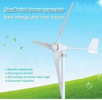 Free Shipping Windmill 1000W Wind Turbines 24V System 48V 1KW Low Start Up Wind Speed Max