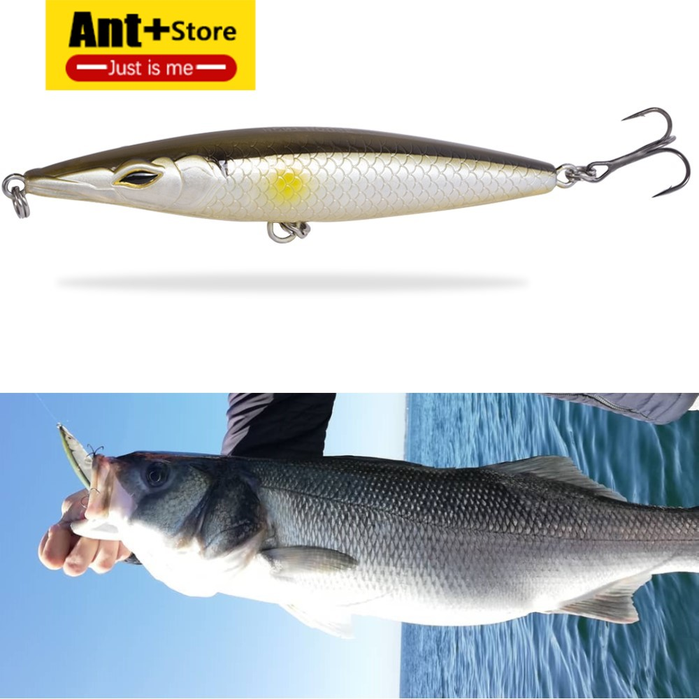 Fishing Lure  Asturie 90 110 130 Pencil Fishing Lure Long Casting Pencil StickBait Lure Super Shot Floating Wobblers Leurre