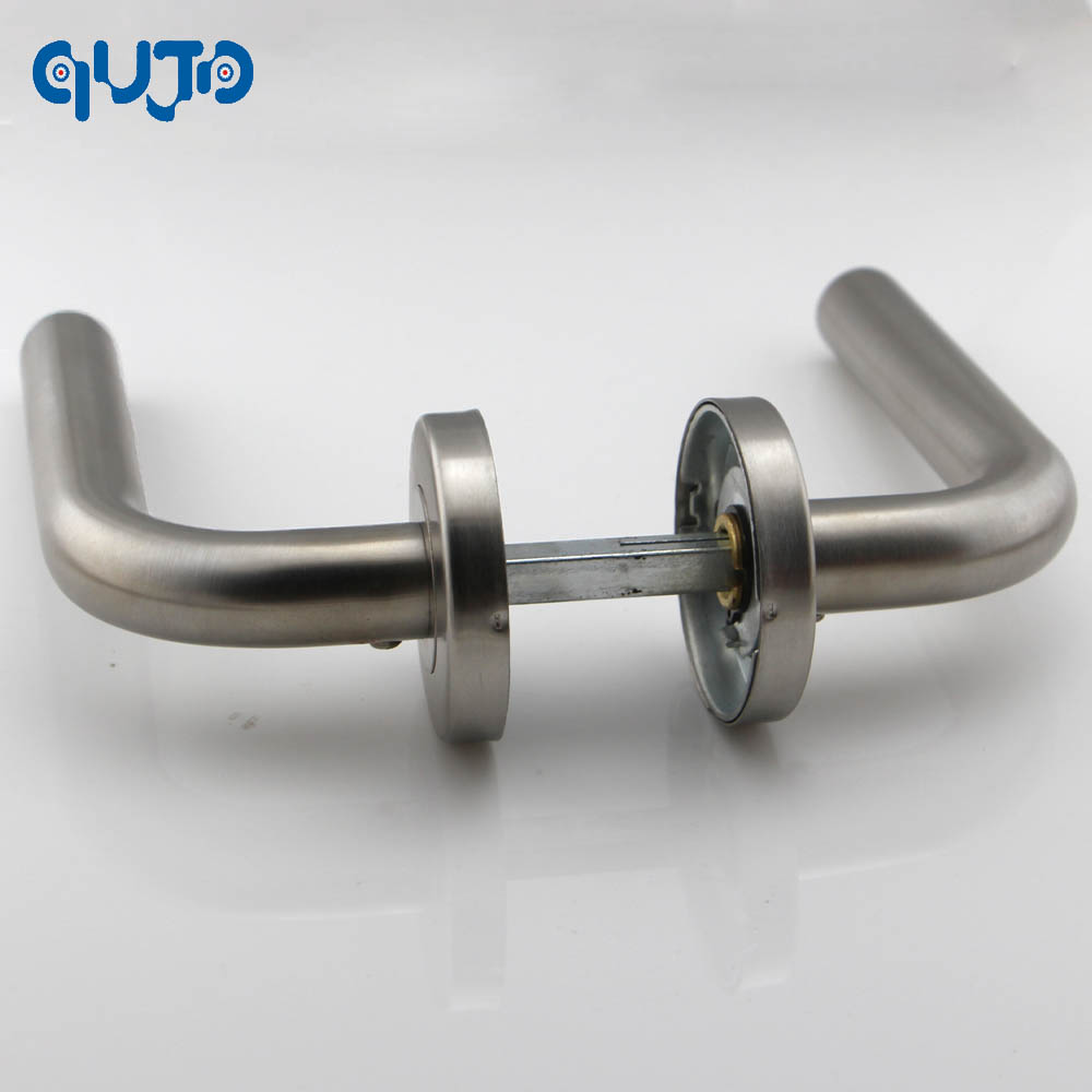 Aliexpress.com : Buy Stainless Steel 304 Gate Handles, Lever Type Door  Handle,mortise Lock Of Lever Handle From Reliable Handle Control Suppliers  On ...