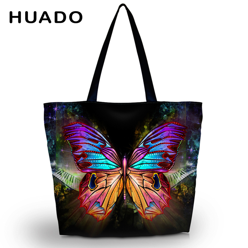 Butterfly Large Soft Foldable Women