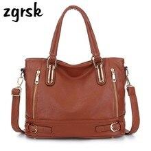 Luxury Handbags Women Leather Handbag Brand Women Messenger Bags Designer Casual High Qulity Shoulder Bag Pouch Bags For Women