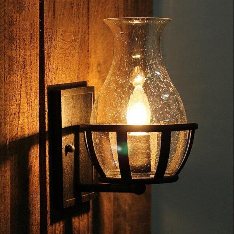 Acquista all'ingrosso online lampada da parete di candela da ...