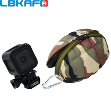 Saco Da Câmera LBKAFA Peso Leve Portátil Caso Anti-scratch Protetor para Gopro herói 6 5 4 Sessão 3 + SJ4000 SJCAM SJ5000 SJ6 YI