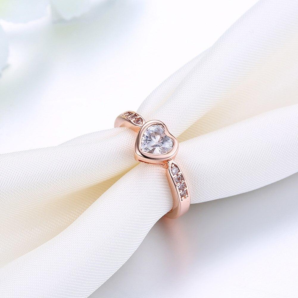 Kiteal Terbaru Warna Emas Putih Ukuran 6 7 8 9 Cincin Pernikahan Untuk Wanita Sederhana Zirkon Bague Femme Horloge Wedding Rings Ring Forrings For Weddings Aliexpress