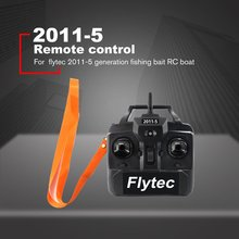Flytec 2011-5 Fishing Bait Boat Body Part Accessory Intelligent Hit The Ship 2011-5.012 Remote Control Device Toys
