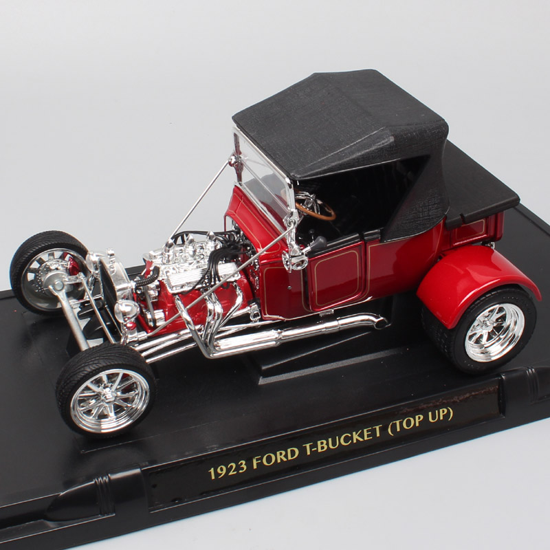 childs classics 1 18 retro 1923 Ford model T Bucket top up truck wagon Diecasts Toy