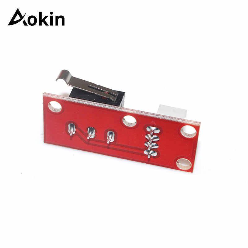 3D Drucker Teile Begrenzung Schalter End stop für CNC 3D Drucker RepRap RAMPEN 1,4 Bord Mechanische Endschalter Druck Zubehör