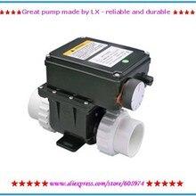 Китай LX H30-RS1 3 кВт электрический спа-нагреватель с регулятором температуры для ванны и гидромассажной ванны спа-бассейна 3000 Вт водонагреватель