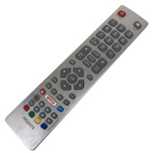 Mando a distancia para Smart TV SHARP Aquos, HD, LED, DH1901091551, con YouTube, NETFLIX, llave