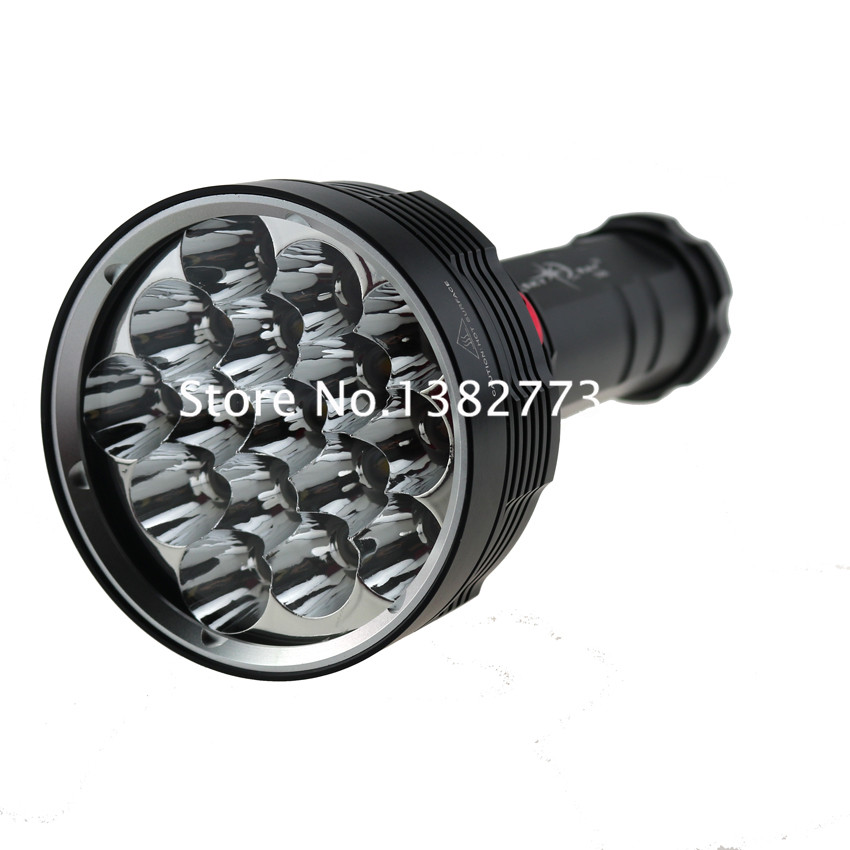 160w Skyray 16T6 22000 Lumen Led Flashlight 2 group mode 16x CREE XM-L T6 LED Flashlight 6x18650 rechargeable battery led torch e17 cree xm l t6 2400lumens led flashlight torch adjustable led flashlight torch light flashlight torch rechargeable