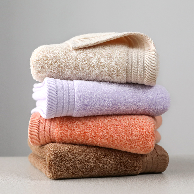 Beroyal New 2019 Hand Towel - 1PC 34x74cm 100% Cotton Face Cloth Solid Cheap Towel Toalha Salon Drying Towels Toalha