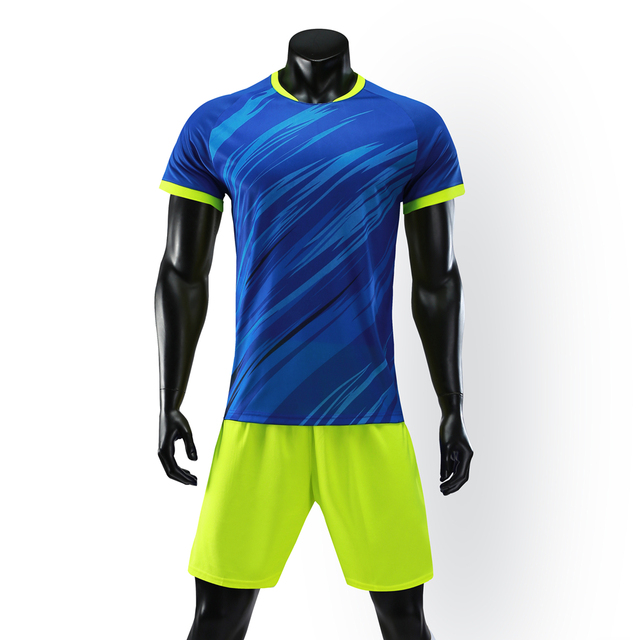 83512ba085e31 Los hombres Survetement camisetas de fútbol de voleibol FÚTBOL Camisetas de  manga corta uniformes Kit deportivo