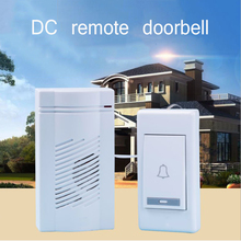 Safe and energy-saving doorbell 4.5V DC remote control access