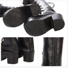 Bjddoll sapatos acessórios do bebê nascido novo ajuste 18 polegada 43cm botas sapatos de inicialização preto e branco terno para o presente aniversário do bebê