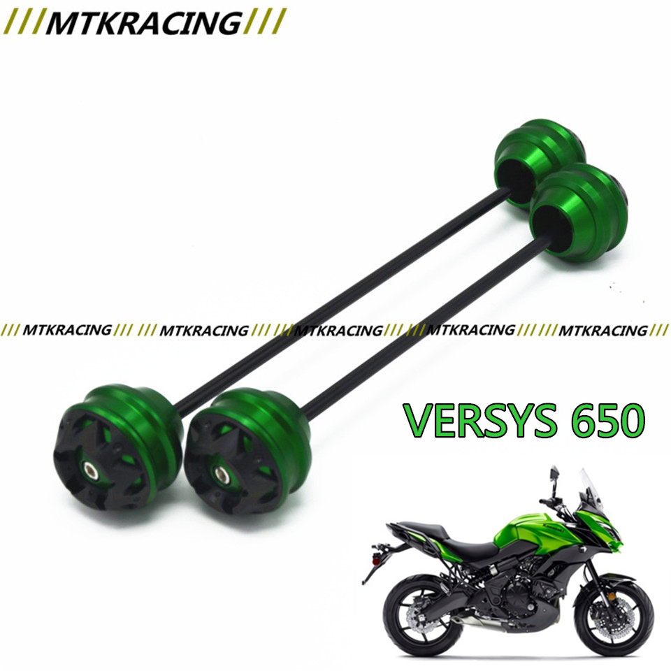 Free delivery for KAWASAKI VERSYS 650 2007-2015 CNC Modified Motorcycle Front and rear wheels drop ball / shock absorber preeti pandey saurabh pandey and ranjit singh transdermal drug delivery for an antidiabetic agent