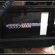"""Niro DHL автомобильный DVD/gps навигатор 6,"""" Audi Q3 дисплей ЖК-модули навигатор экран панель для Audi Q3"""