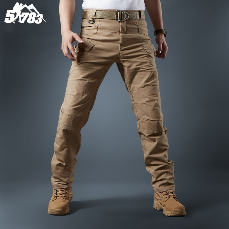 51783 Tactical Cargo Pants Trousers Combat Multi pockets Helikon Pants Trainning Overalls Men s Cotton Pants