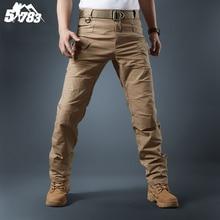 51783 Tactical Cargo Pants Trousers Combat Multi-pockets Helikon Pants Trainning Overalls Men's Cotton Pants