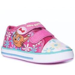 KAKADU Kinder Casual Schuhe 10696125 turnschuhe laufschuhe für kinder rosa sport Mädchen textil