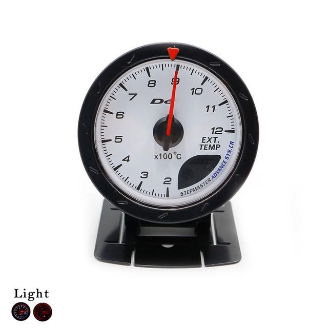 free shipping! Exhaust gas temp gauge 60MM EGT temp guage/EXT temp gauge/Turbo Gauge/car Auto Gauge/Tachometer/car Meter