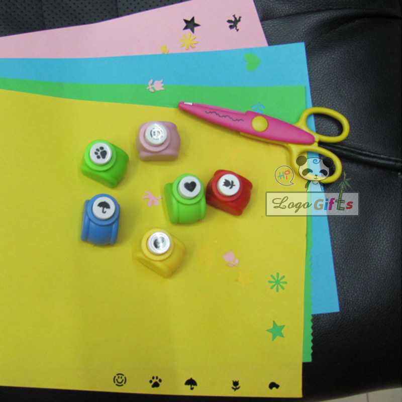 DIY wedding invitation cards eva foam crafts puncher scrapbook paper sticker cutter punches Embosser in Hole Punch from Office School Supplies