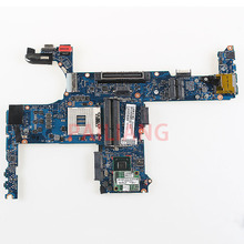 Laptop motherboard for HP Promo Probook 8470P Tablet  PC Mainboard 686040-001 full tesed DDR3