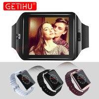 GETIHU Smart Watch DZ09 Digital Wrist With Men Bluetooth Electronics SIM Card Sport Smartwatch For IPhone