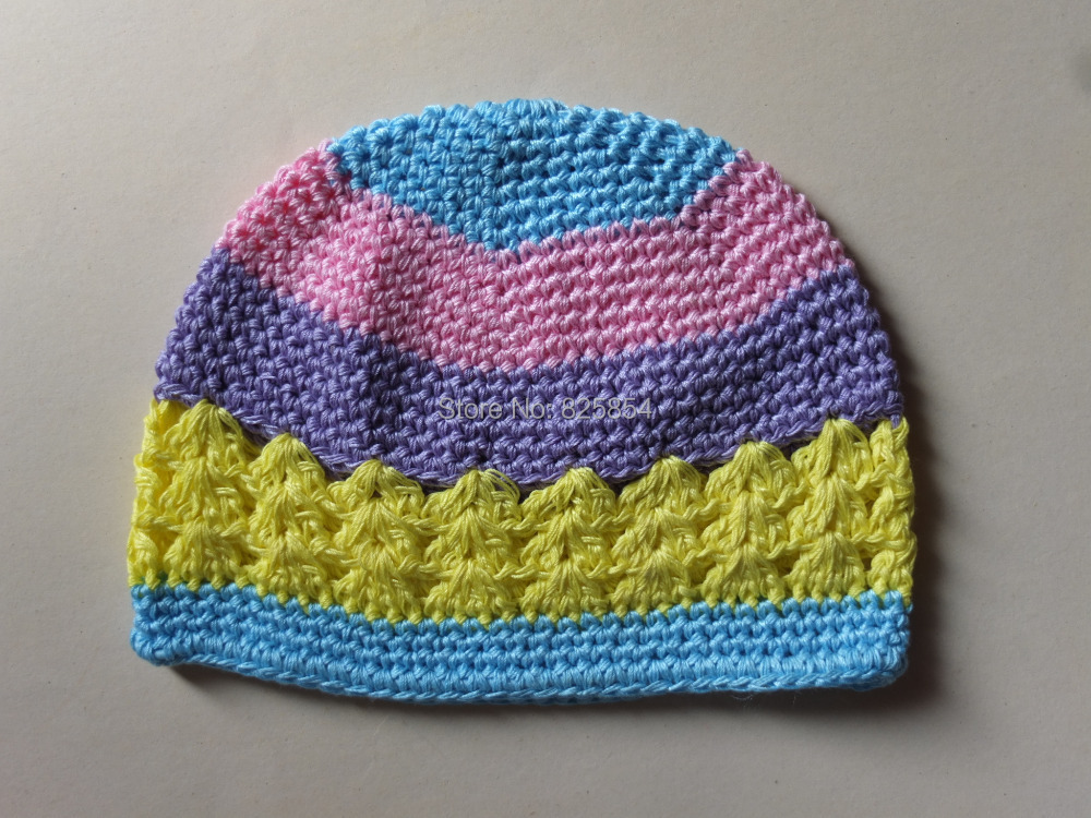 ᐊGanchillo al por mayor gorros niños gorros sombreros niños punto ...