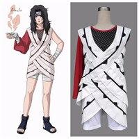 Ainclu Free Shipping Hot Selling NARUTO Anime Cosplay Yuuhi Kurenai Costume Halloween Women Costumes Customize For