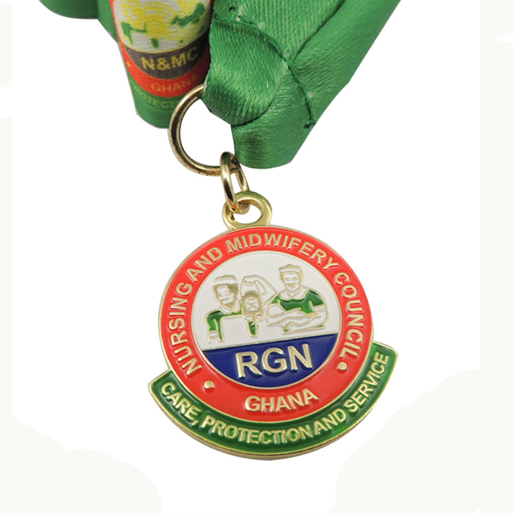 Army-Custom-Good-Quality-Hard-Enamel-Military-Medal (2)