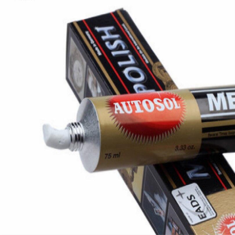 metal polish polishing compound polishing paste Scratch repair 50g free shipping