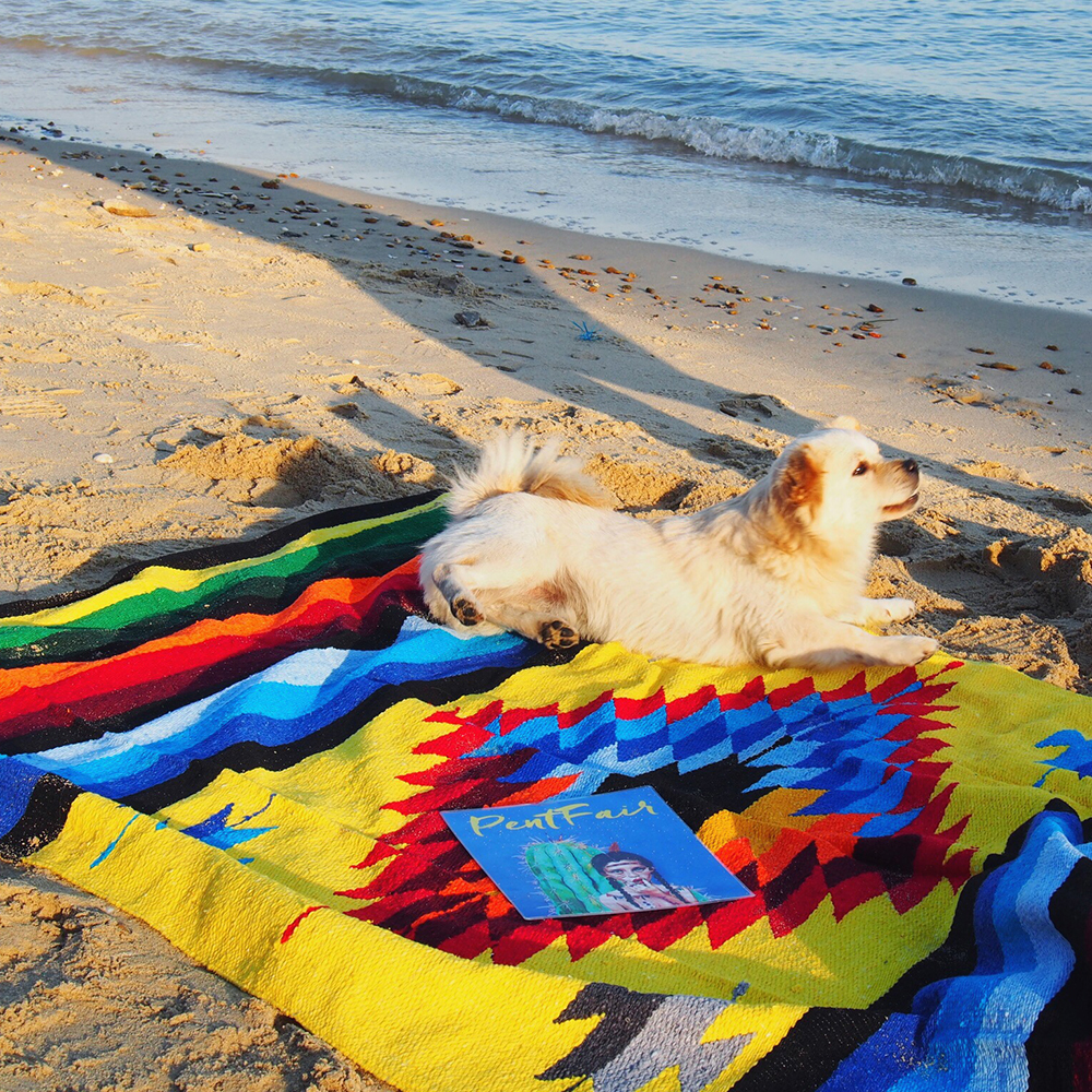 Top qualité concurrentiel fait à la main indien tapis canapé couverture yoga tapis tissé à la main totem américain indien Serape tapis