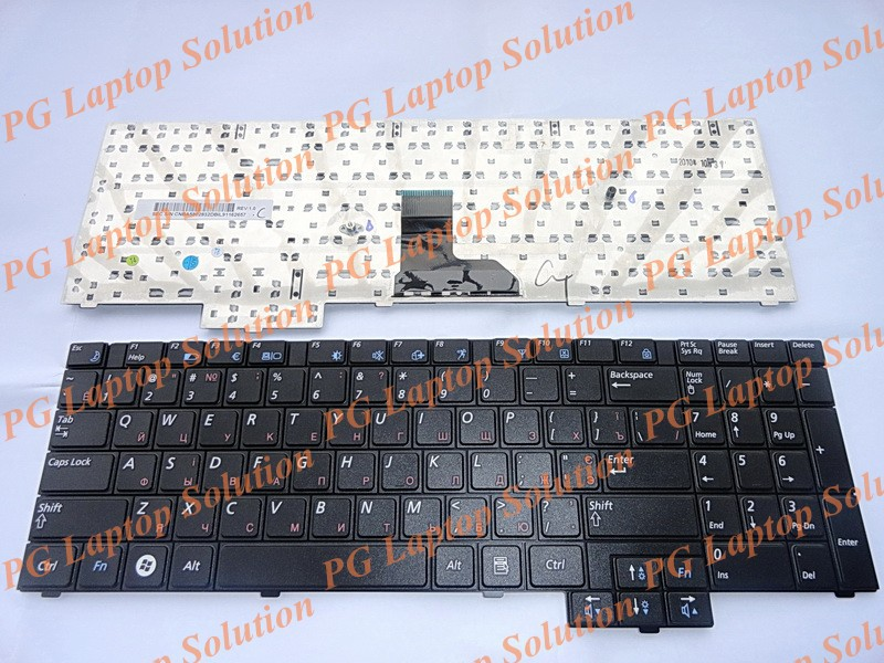 Russian Keyboard for Samsung R620 NP-R620 R525 NP-R525 R528 R530 R540 RU Black keyboard цель вижу
