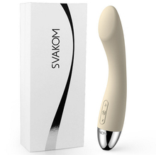 SVAKOM Amy Vibrators 100% Waterproof Wand Massagers With Intelligent Mode Sex Toys for Women Sex Stimulators Sex Products