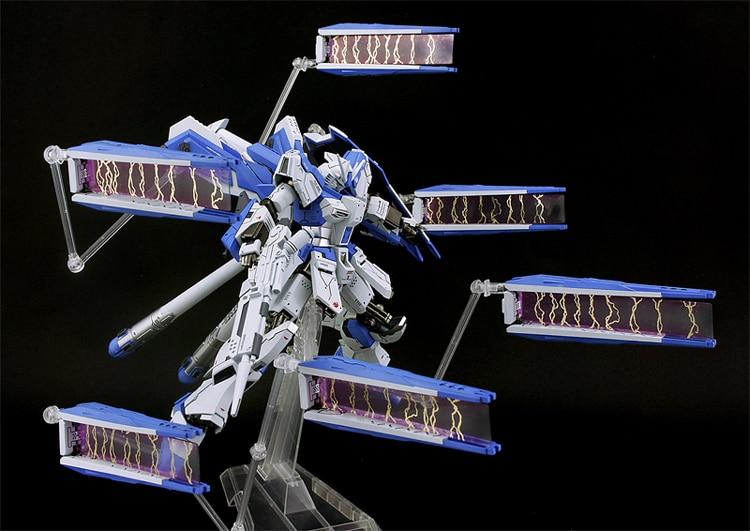 Free Shipping MC Manatee Gundam Toy , 1/144HG RX-93-2 Hi-V Scale Model Kit AssemblyFree Shipping MC Manatee Gundam Toy , 1/144HG RX-93-2 Hi-V Scale Model Kit Assembly