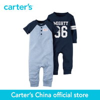 Carter S 2 Pcs Baby Children Kids Babysoft Coveralls 126G269 Sold By Carter S China Official