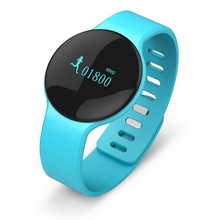 Bluetooth Smart Bracelet Band Sport Fitness Wristband H8 with Pedometer Step Calories Count Sleep Monitor Health Fitness Tracker