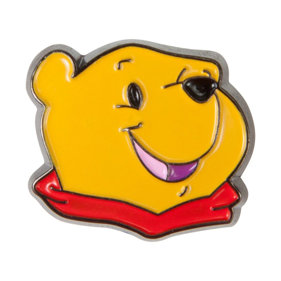 Disney Enamel Dawg Tags Shoe Charms - Winnie The Pooh (C1023) winnie the pooh