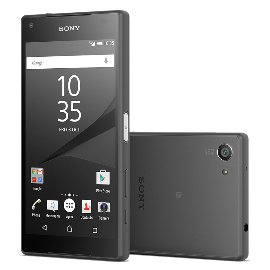 "Original Sony Xperia Z5 Compact E5823 Mobole Phone 4.6"" 2GB RAM 32GB ROM Octa Core Android FingerPrint z5 mini Single SIM Phone(China)"