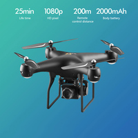 Drone 4K S32T rotating camera quadcopter HD aerial photography air pressure hover a key landing flight 20 minutes RC helicopters