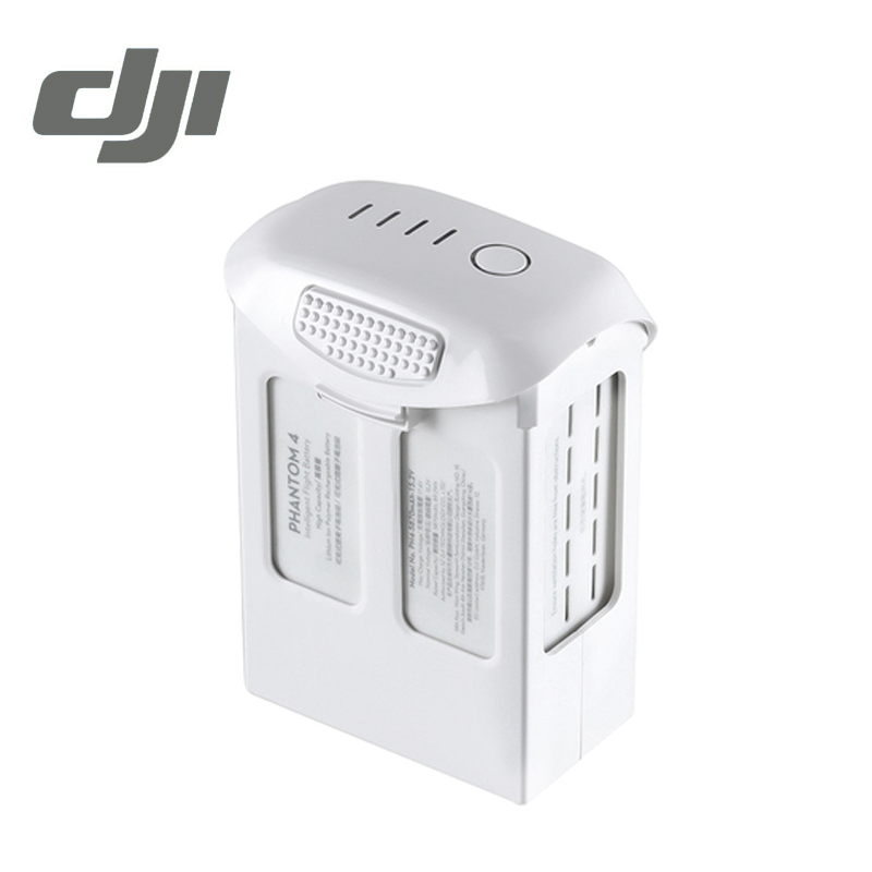 DJI Phantom 4 Battery Series Intelligent Flight Battery for Phantom4 Pro Advanced Original Parts ( 5870 mAh High Capacity ) professional advanced 110 240v 4 in 1 for dji battery fast charger for dji phantom 3 battery and remote controller transmitter