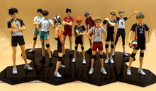2019 New arrival 14 17cm original high quality Japanese anime figure haikyuu action figure kids toys for girls