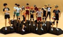 2019 yeni varış 14 17cm orijinal yüksek kalite japon animesi şekil haikyuu action figure çocuk oyuncakları kızlar için