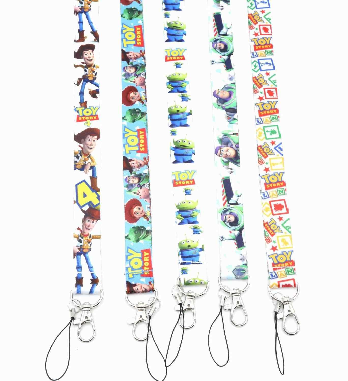 Diy форки Базз Лайтер фигурка История Игрушек 4 Вуди Джесси инопланетяне лотсо брелок игрушки Коллекционная кукла Дети форки плюшевые игрушки