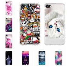 For Meizu U10 U20 Case Soft TPU Silicone Coque For Meizu U 10 20 Cover 3D Relief Ultra Thin For Meizu Meilan U10 U20 Phone Cases